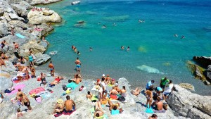 Agia Anna beach