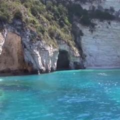 Paxos – Antipaxos, Ionian cruises