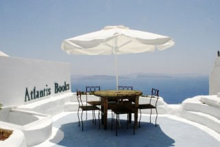 Atlantis Books @ Santorini No 1 in the world by National Geographic
