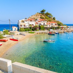 Kokkari ‪#‎Samos‬ ‪#‎Greece‬ @ European Best Destinations