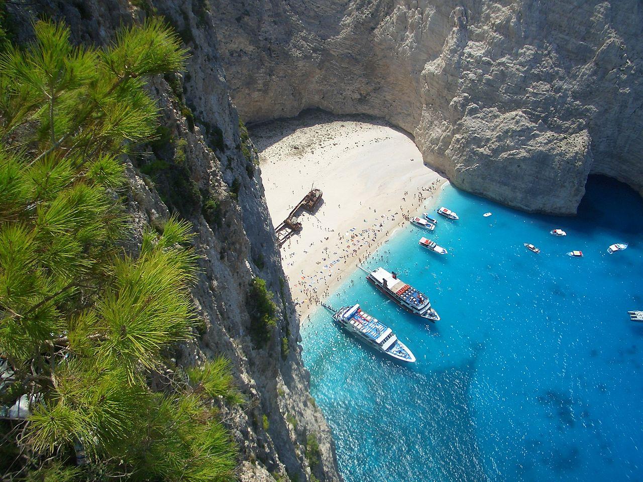 Navagio (shipwreck) - Zakynthos