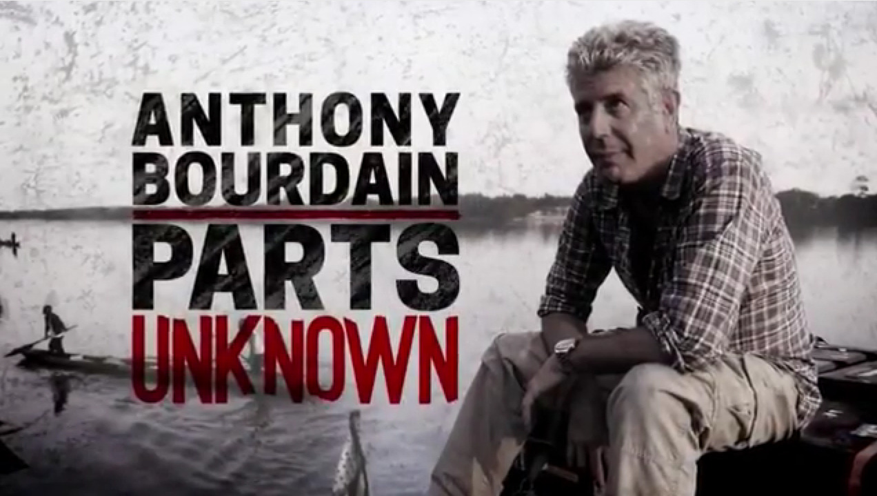 Anthony Bourdain Parts Unknown @ Naxos