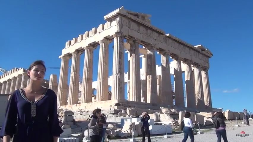 Acropolis @ Athens - the cradle of the European civilization