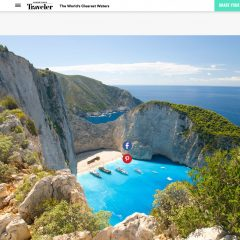 Zakynthos @ The World's Clearest Waters