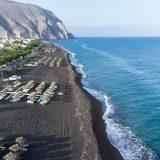 Η Περίσα ανάμεσα στις 10 καλύτερες παραλίες μαύρης άμμου στον κόσμο