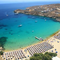 Top 10 best beaches in Greece