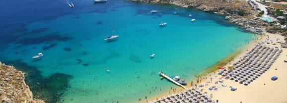 Top 10 best beaches in Greece