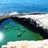 Giola natural pool in #Thassos