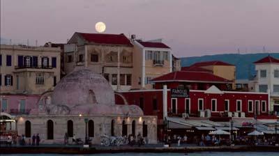 Chania Crete island