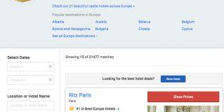 Two Greek hotels on Santorini island among European top-50 list