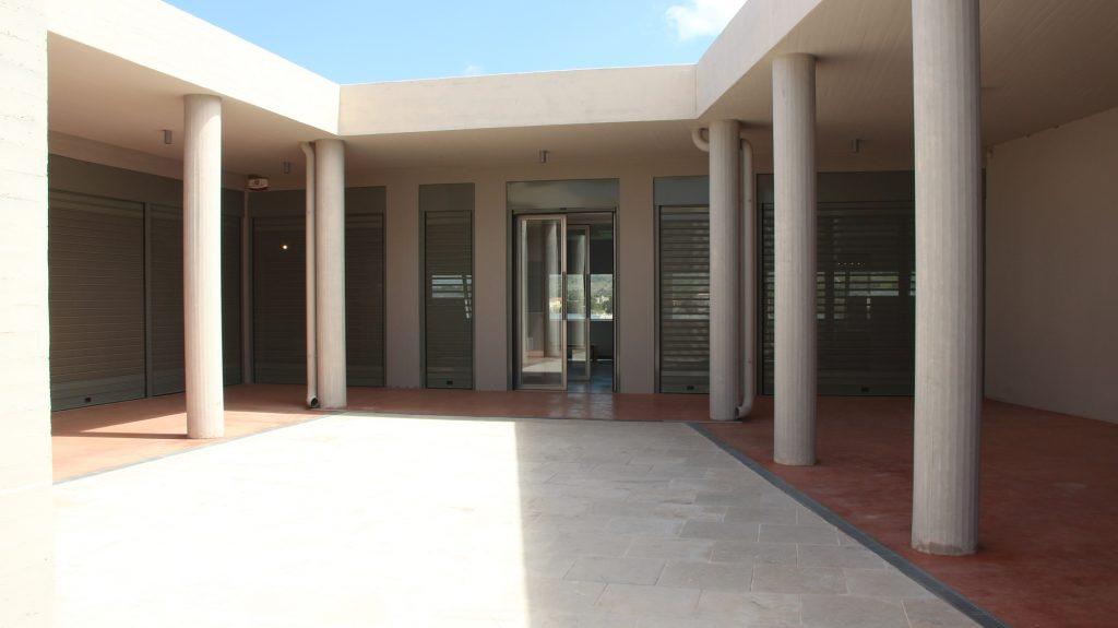 Το αρχαιολογικό μουσείο της Ελεύθερνας