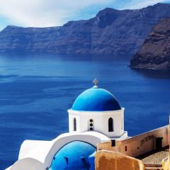 10 breathtaking photos of Santorini island