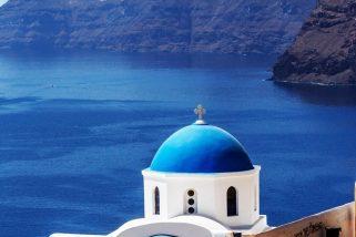 10 breathtaking photos of Santorini island