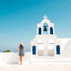 The Telegraph: Greece is the first country I'll visit after coronavirus