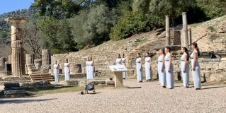 Ancient Olympia to be showcased in new Microsoft app