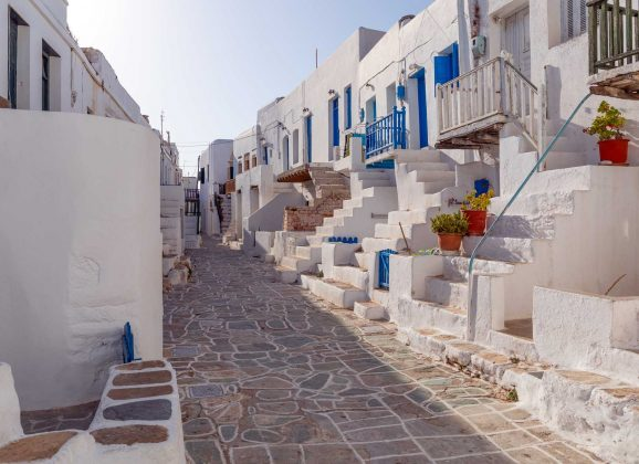 3 Greek islands among top 25 by Travel and Leisure magazine